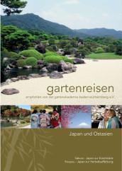 Katalogcover Japan Gartenreisen