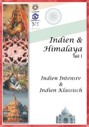 Katalog Indien Reisen und Nepal Bhutan Tibet