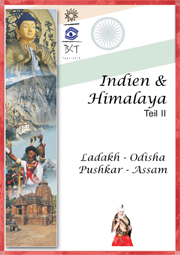 Bhutan Reise Katalog