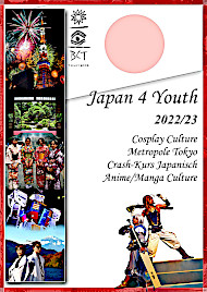 Katalogcover Japan4Youth