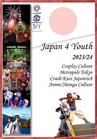 Katalogcover Japan4Youth