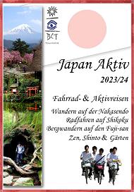 Katalogcover Aktivreisen Katalog