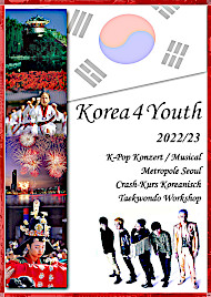 Korea4Youth Katalogcover