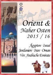 Katalog Orient Reisen