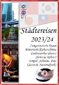 Katalogcover Ostasien Städtereisen