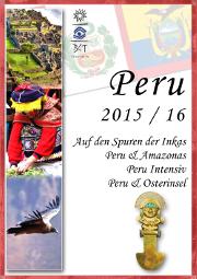 Peru Minikatalog Cover